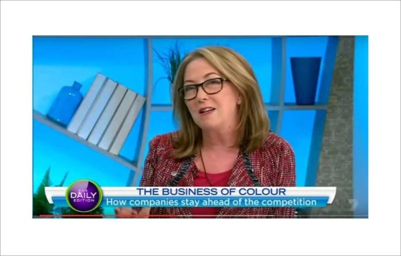colour psychology zena o'connor