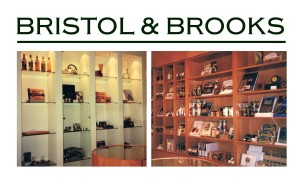 Retail branding - Bristol & Brooks